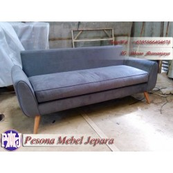 Sofa Retro, Sofa Vintage, Sofa Minimalis, Sofa Nyaman