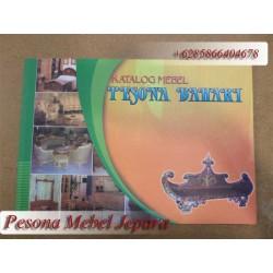 Katalog Mebel Pesona Bahari 2009