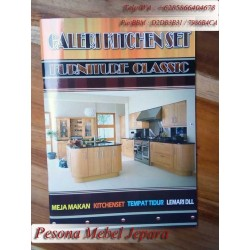 Katalog Galery Kitchen Set And Furniture Classic