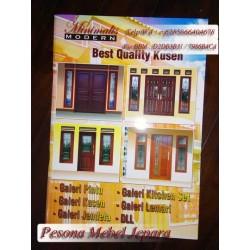 Katalog Mebel Minimalis Modern Best Quality Kusen
