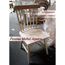 Kursi Teras Scandinavian, Scandinavian Chairs, Kursi Kafe Scandinavia, Kursi Santai, Kursi Makan Scandinavian Kayu Jati